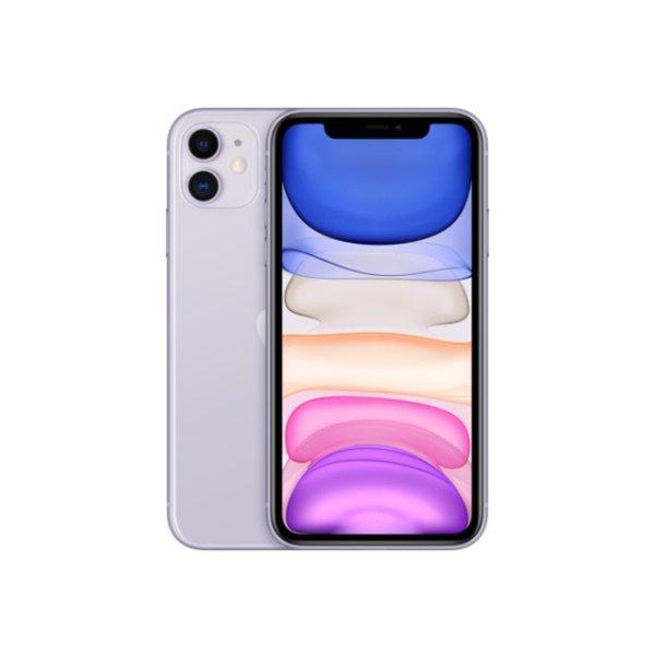 Смартфон Apple iPhone 11 128GB Purple (MWLJ2)