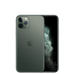 Смартфон Apple iPhone 11 Pro 64GB Dual Sim Midnight Green (MWDD2)