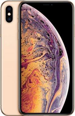 Смартфон Apple iPhone XS Max Dual Sim 256GB Gold (MT762)