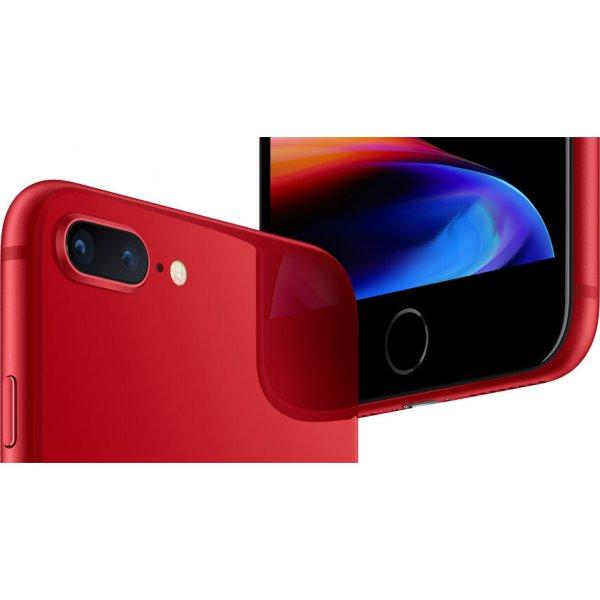 Смартфон Apple iPhone 8 Plus 256Gb PRODUCT RED (MRT82) Б/У