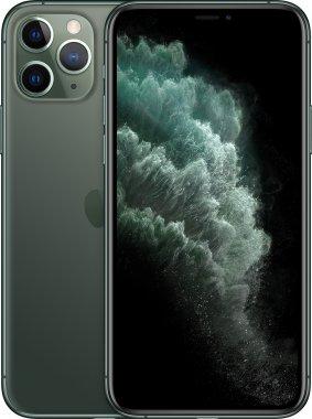 Смартфон Apple iPhone 11 Pro 64Gb Midnight Green (MWC62) Б/У