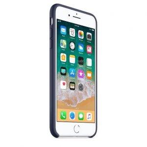 Чехол Silicone Case для iPhone 7 Plus Midnight Blue