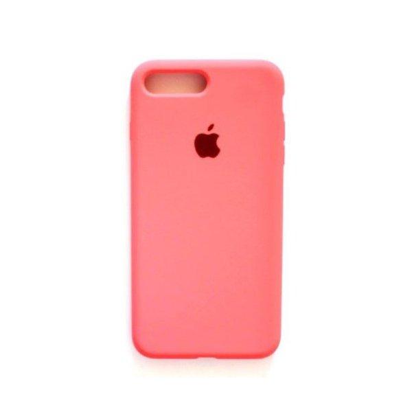 "Чехол Apple Силіконовий чохол для iPhone 7 Plus / 8 Plus ""43"" Acid Pink"