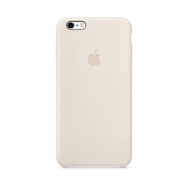 """Чехол Apple Silicone Case для iPhone 7 Plus/8 Plus """"27"""" Antigua White"""