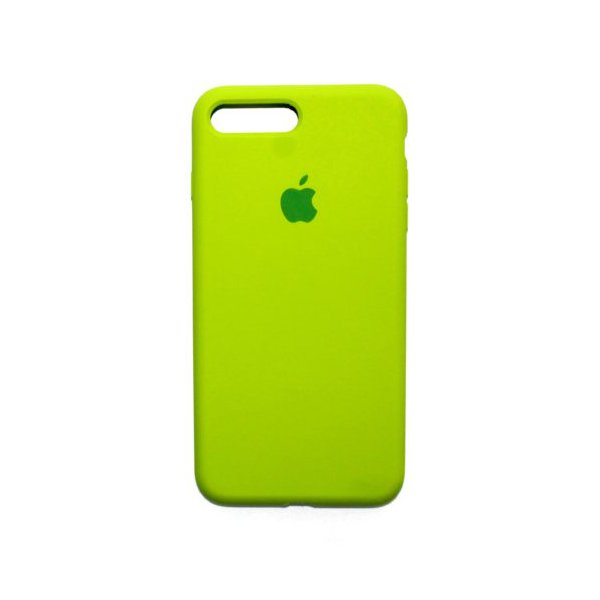 "Чехол Apple Silicone Case для iPhone 7 Plus/8 Plus ""22"" Green"