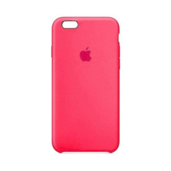 """Чехол Apple Silicone Case для iPhone 7 Plus/8 Plus """"42"""" Coral"""
