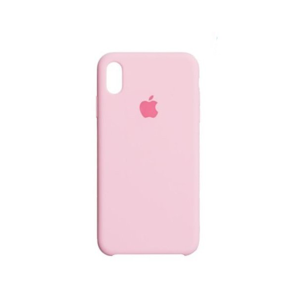 "Чехол Apple Silicone Case для iPhone XR ""06"" Lite Pink"