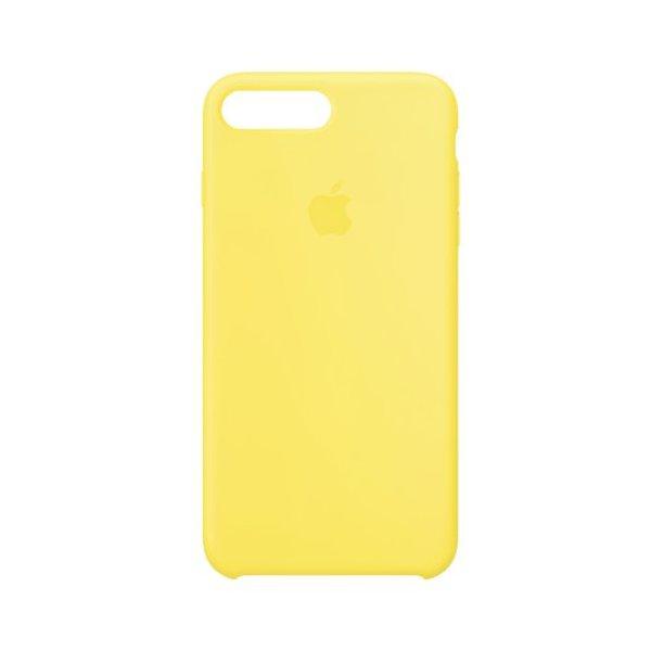 """Чехол Apple Silicone Case для iPhone 6 Plus/6s Plus """"05"""" Yellow Flash"""