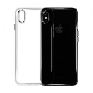 Яскравий силіконовий чохол Apple для iPhone X Max