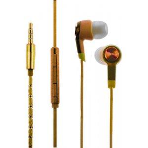 Наушники TOTO Earphone Mi5 Metal Orange