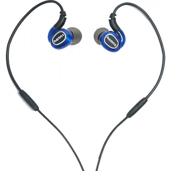 Наушники Remax RM-S1 Pro Earphone Blue