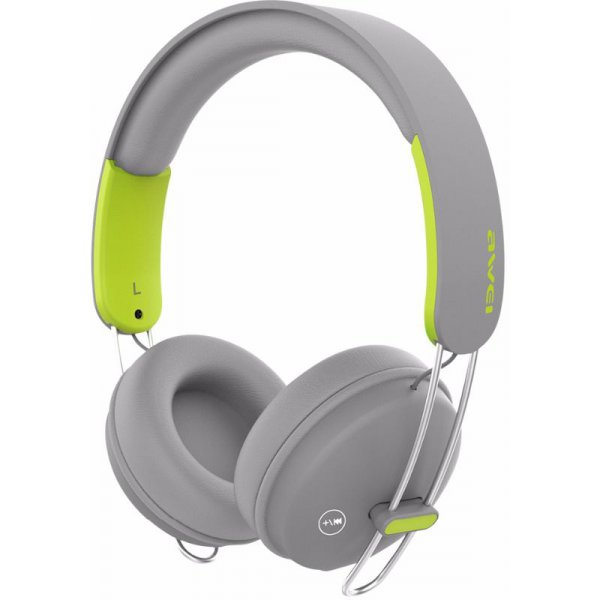 Наушники AWEI A800BL Grey-Green