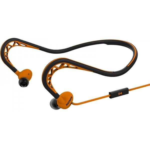 Наушники Remax RM-S15 Earphone Orange