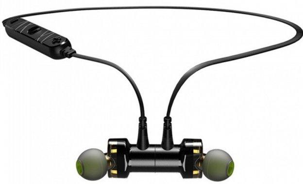 awei black bluetooth driver dual earphone naushniki x660bl