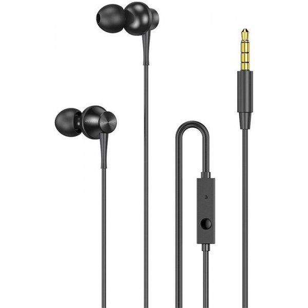 Гарнитура AWEI PC-1 Wired Earphone Black