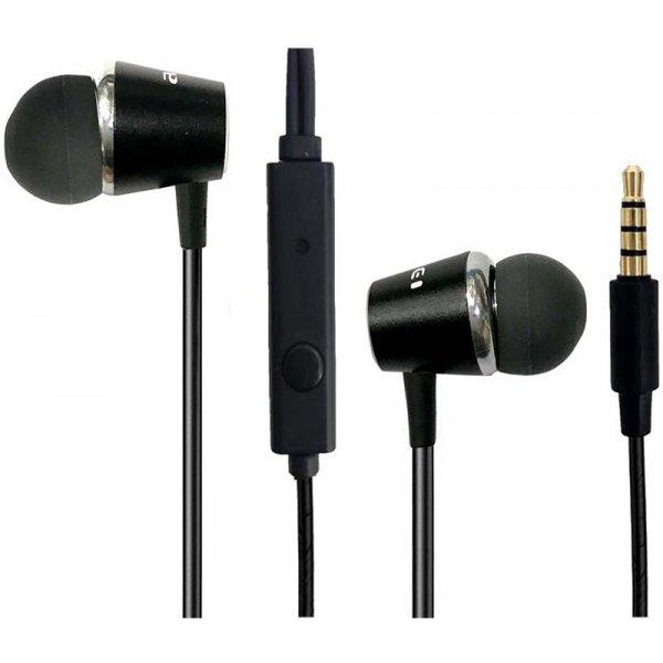 Гарнитура AWEI PC-2 Wired Earphone Black
