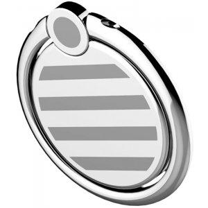Автодержатель Rock Ring Holder Metal Silver