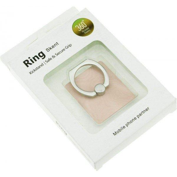 Автодержатель Ring Holder KickStand Universal Smartphone Gold