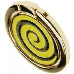 Автодержатель Rock Ring Holder Metal Gold