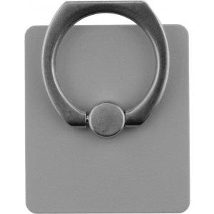 Автодержатель Ring Holder KickStand Universal Smartphone Silver