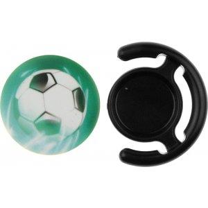 Держатель для телефона TOTO Popsocket plastic BNS 30 Football Black