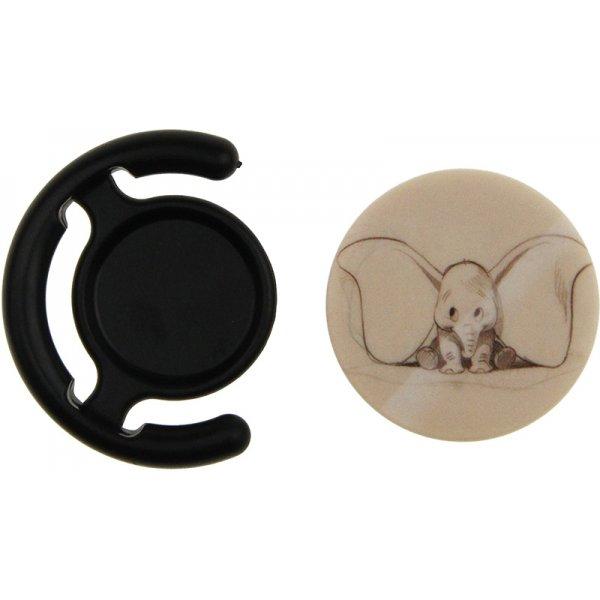 Держатель для телефона TOTO Popsocket plastic BNS 197 Elephant Black