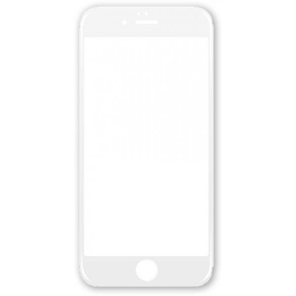 Защитное стекло TOTO 3D Full Cover Tempered Glass iPhone 6 Plus / 6s Plus White