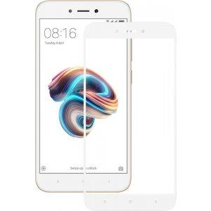 Защитное стекло Mocolo 2.5D Full Cover Tempered Glass Xiaomi Redmi 5A White