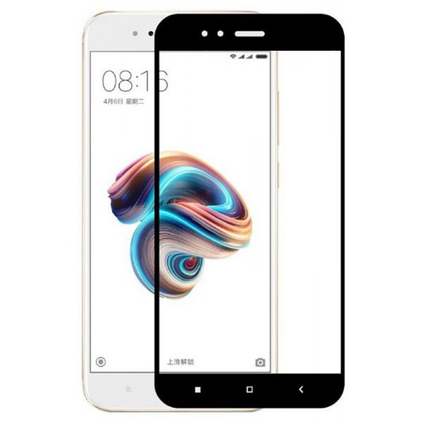Защитное стекло Mocolo 2.5D Full Cover Tempered Glass Xiaomi Mi5x/MiA1 Black