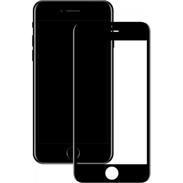 Защитное стекло Mocolo 2.5D Full Cover Tempered Glass iPhone 8 Plus Black