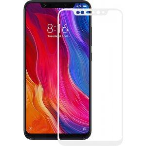 Защитное стекло Mocolo 2.5D Full Cover Tempered Glass Xiaomi Mi8 White