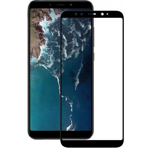 Защитное стекло Mocolo 2.5D Full Cover Tempered Glass Xiaomi Mi A2 (Mi 6X) Black
