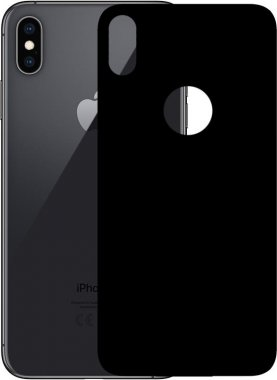 Защитное стекло Mocolo 3D Backside Tempered Glass Apple iPhone Xs Max Black