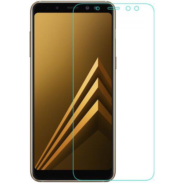 Защитное стекло Mocolo 2.5D 0.33mm Tempered Glass Samsung Galaxy A8 Plus/A7 2018 (A730)