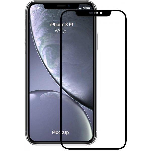 Защитное стекло TOTO 5D Full Cover Tempered Glass iPhone Xr Black