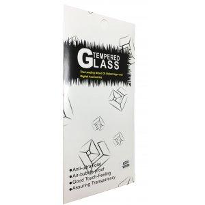 Защитное стекло 2D Samsung A720 Gold