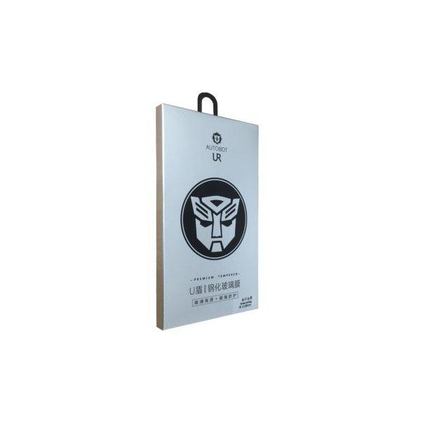 Защитное стекло TOTUDESIGN 3D 0.2mm 9H iPhone X/XS Black