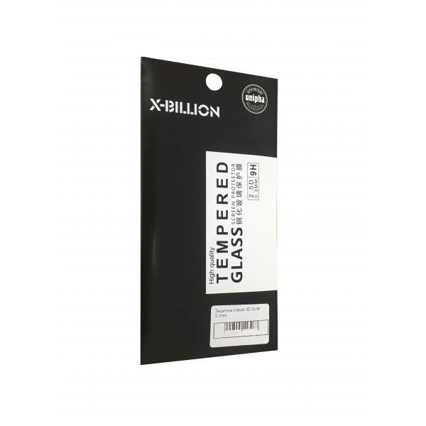Защитное стекло 3D SLIM 0.2mm iPhone 7/8 Black