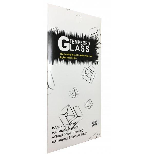 Защитное стекло 2D Samsung J530 Black