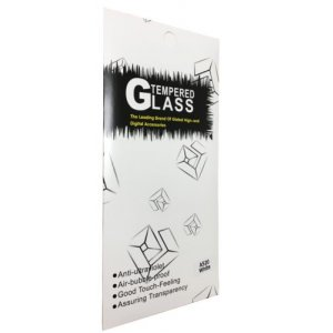 Защитное стекло 2D Xiaomi RedMi Note 4X Black