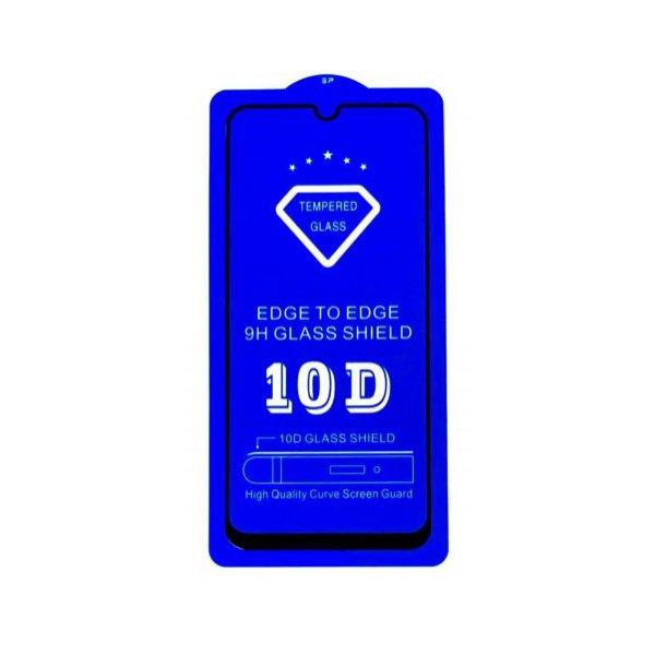 Защитное стекло 10D SLIM 0.2mm Honor 8X Black
