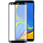 Защитное стекло TOTO 5D Full Cover Tempered Glass Samsung Galaxy A7 (A750) 2018 Black