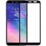 Защитное стекло TOTO 5D Cold Carving Tempered Glass Samsung Galaxy A6 2018/J6 2018 Black