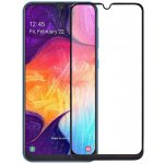 Защитное стекло TOTO 5D Cold Carving Tempered Glass Samsung Galaxy M30/A40s Black
