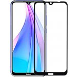 Защитное стекло TOTO 5D Cold Carving Tempered Glass Xiaomi Redmi Note 8T Black