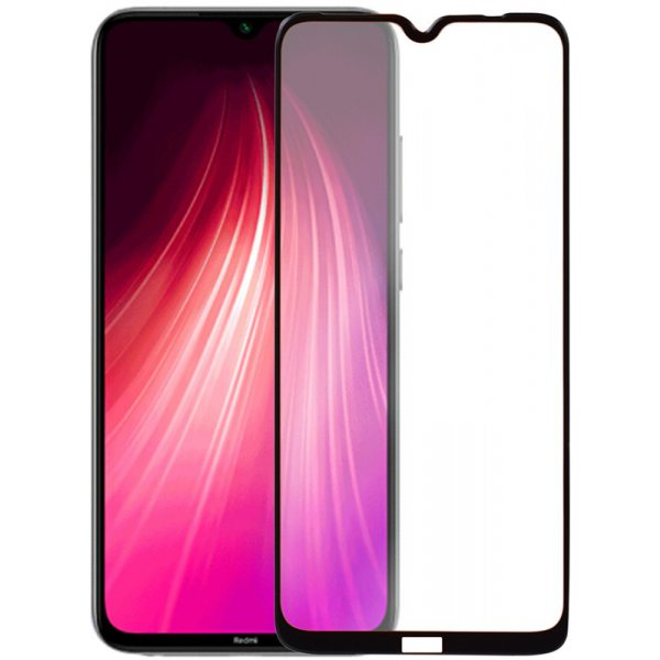 Защитное стекло TOTO Composite Membrane Pmma Glass Xiaomi Redmi Note 8T Black