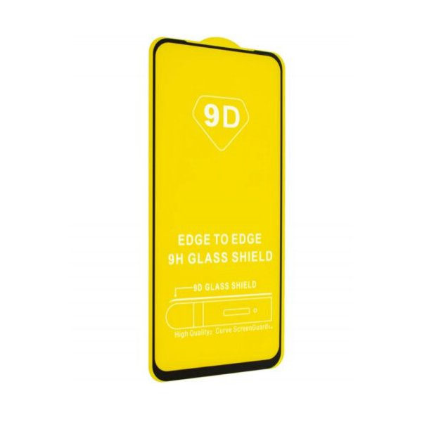 Защитное стекло 3D SHIELD Samsung A51 Black