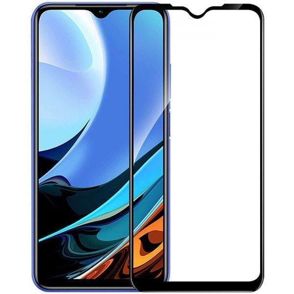 Защитное стекло TOTO 9D Ceramics Pmma Glass Xiaomi Poco M2 Black
