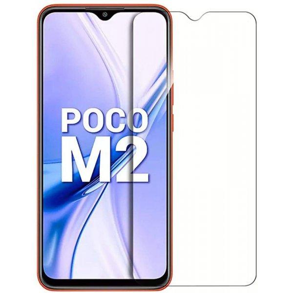 Защитное стекло TOTO Hardness Tempered Glass 0.33mm 2.5D 9H Xiaomi Poco M2