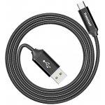 Кабель Tronsmart CPP5 Type-C PowerLink Cable Pack 0.3m+1m+1.8m Black